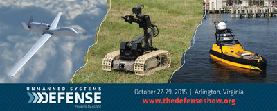 AUVSI's Unmanned Systems Defense Conference features three days of information sharing, networking, presentations and panel discussions with each day focusing on a particular domain, maritime, air and ground. Photo AUVSI.