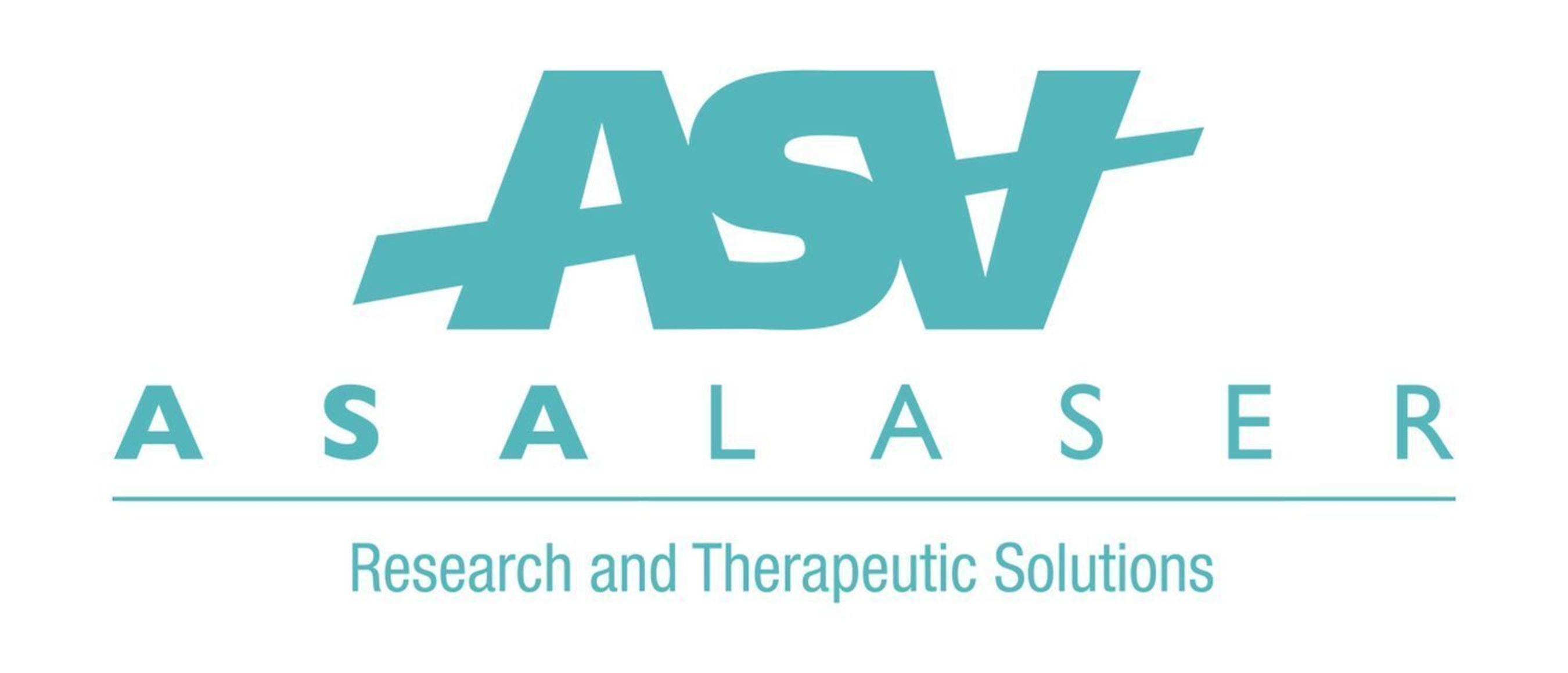 ASAlaser | Research and Therapeutic Solution (PRNewsFoto/ASA Srl)