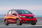 2015 Honda Fit Chosen as AUTOMOBILE All-Star