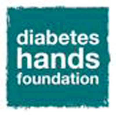 Diabetes Hands Foundation logo.  (PRNewsFoto/Diabetes Hands Foundation)