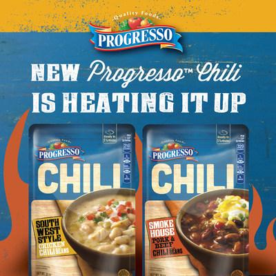 """Homemade"" Quality Chili—So Good Progresso Put Its Name on It!"