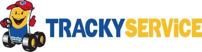 TrackyService specializing in services to trucking companies (PRNewsFoto/FAI SERVICE)