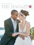 Cover of mywedding The Magazine: Spring Edition 2014 photographed by Elizabeth Messina.  (PRNewsFoto/mywedding.com)