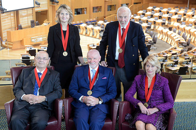 World's leading philanthropists to be honored with Carnegie Medal of Philanthropy
