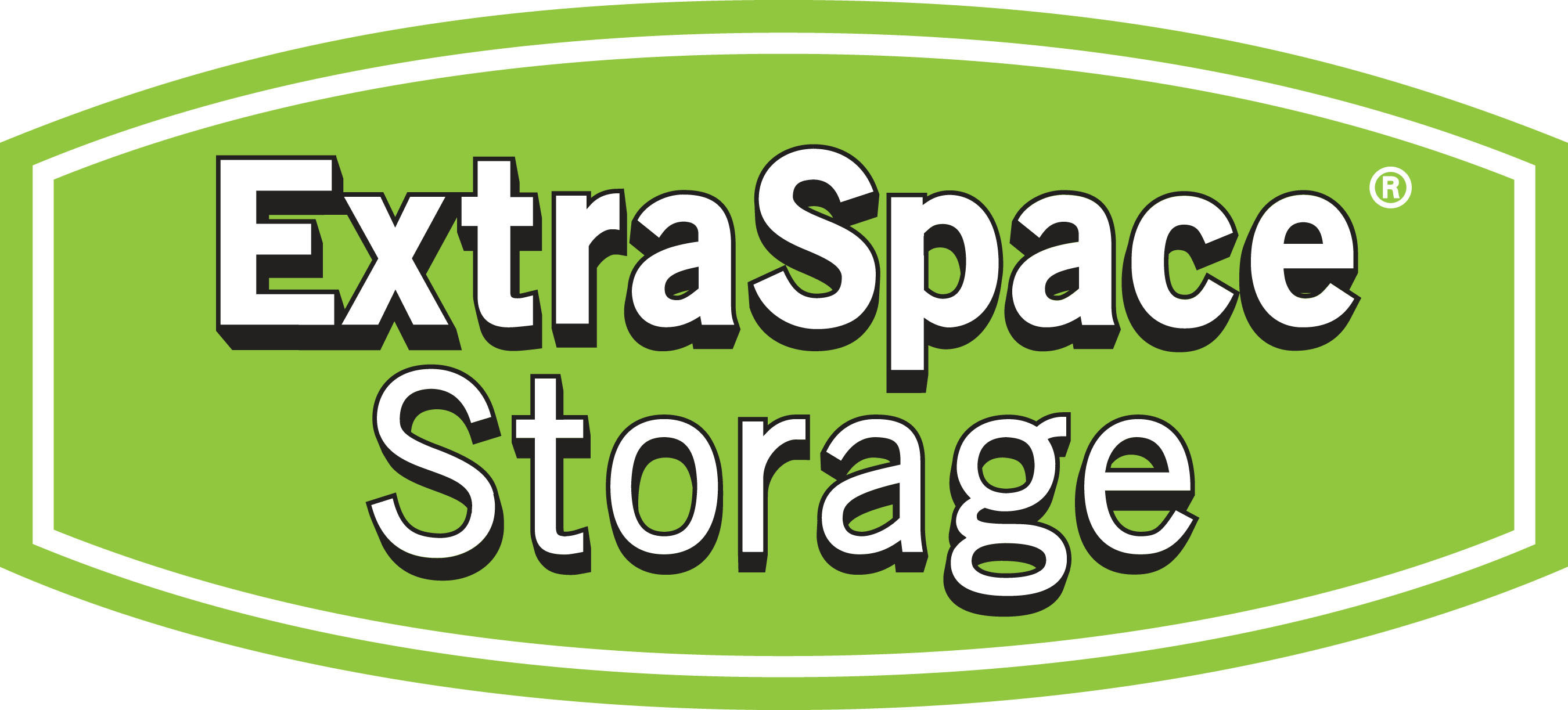 Extra Space Storage. You deserve some extra space!