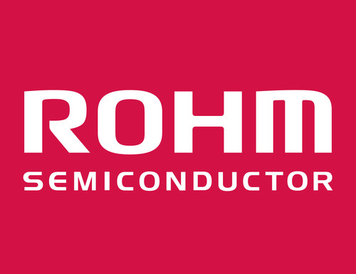 ROHM Semiconductor Logo. (PRNewsFoto/ROHM Semiconductor)