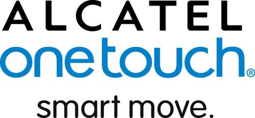 Alcatel ONE TOUCH logo. (PRNewsFoto/ALCATEL ONE TOUCH) (PRNewsFoto/ALCATEL ONE TOUCH)