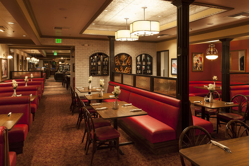 Mimi's six French-inspired dining areas transport guests to the nostalgic places that founder Arthur J. ...