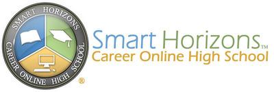 Smart Horizons Career Online High School.  (PRNewsFoto/Smart Horizons Career Online Education)