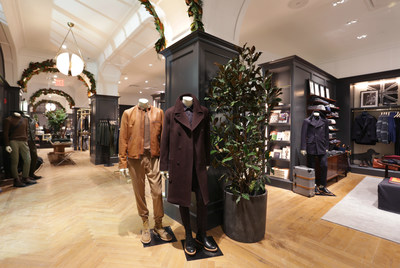 Todd Snyder's New York Store Opens On Madison Square Park