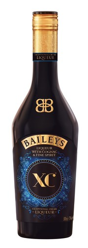 Baileys XC is an exciting innovation from Baileys combining cream, Cognac and fine spirit in a stunning, new luxury blend. (PRNewsFoto/Diageo Global Travel)