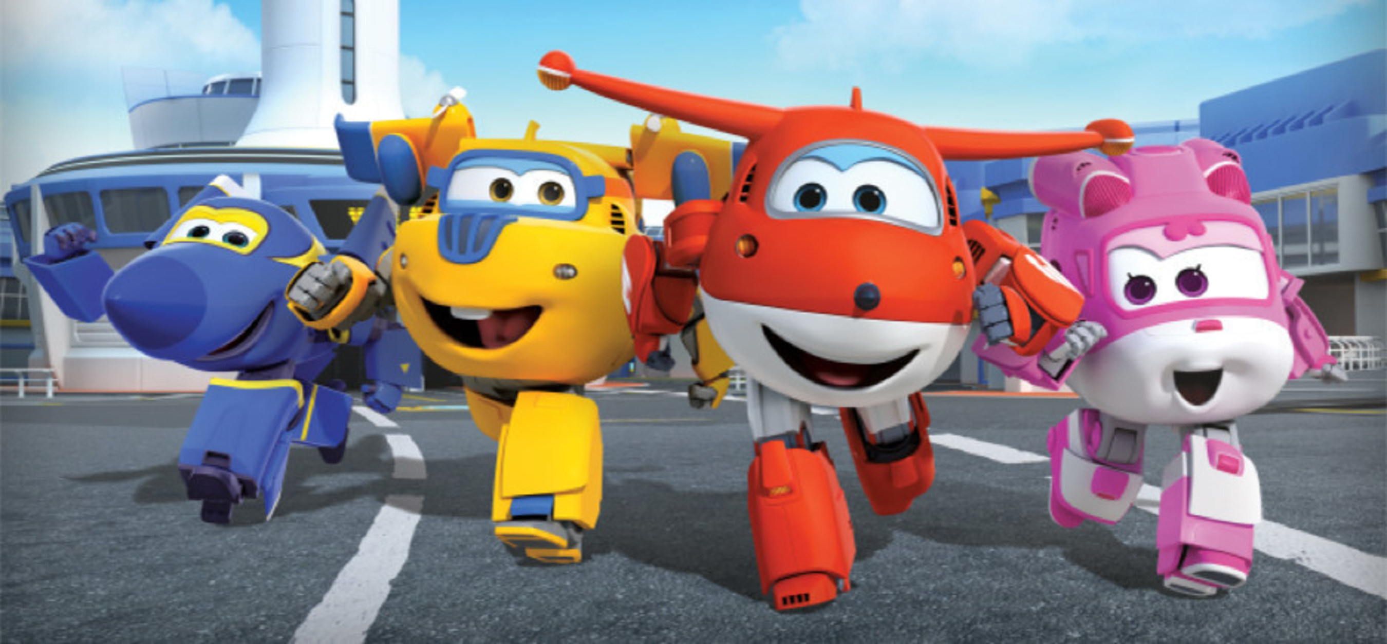 Super Wings Property Thrives After Successful Take Off in North America