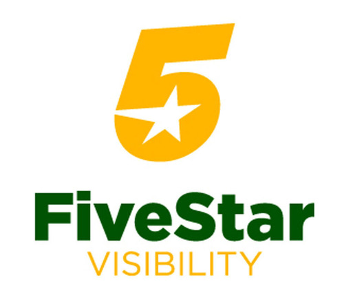 Maryland Advertising Agency 5 Star Visibility Welcomes Four New Clients.  (PRNewsFoto/5 Star Visibility)