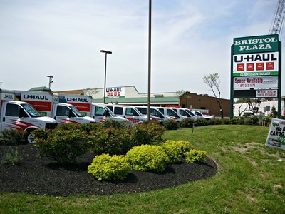 U-Haul is renovating and repurposing a former Bristol strip mall with the opening of U-Haul Moving & Storage of Bristol at 2683 Durham Road.