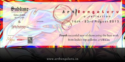 Art Bengaluru – South India's Only Art Festival Gears up for its 4th Edition