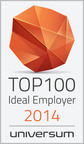 NEW YORK, March 25, 2014 - Universum, the global Employer Brand Research Firm, released its 2014 rankings of the IDEAL(TM) Employers in the Wall Street Journal on Tuesday. Based on a survey of more than 46,000 undergraduate students, the IDEAL rankings reveal which employers are most attractive to today's students and more importantly, why. This year's research uncovered some interesting trends about how students today are thinking about work.  (PRNewsFoto/Universum)