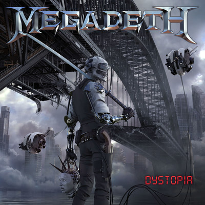 MEGADETH Unleash New Studio Album 'Dystopia' Available January 22, 2016