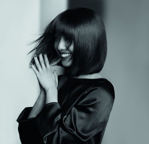 Margaret Zhang in Kerastase's new campaign Very Personal Care for Exceptional Hair (PRNewsFoto/Kerastase)