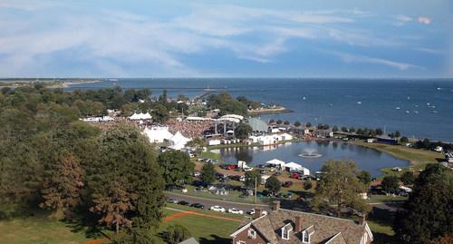 Seaside Park, Bridgeport, CT. (PRNewsFoto/Gathering of the Vibes)