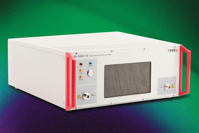 Teseq's New Power Amplifier Delivers Reliability and Consistency