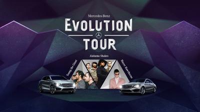 Mercedes-Benz Presents the MB Evolution Tour. (PRNewsFoto/Mercedes-Benz USA)