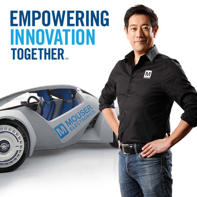 Global distributor Mouser Electronics, engineer spokesperson Grant Imahara and Local Motors are teaming up to build a fully transforming vehicle cockpit for 3D-printed autonomous vehicles. To check out the video and learn more about this exciting new project from the Empowering Innovation Together(TM) program, visit www.mouser.com/empowering-innovation.