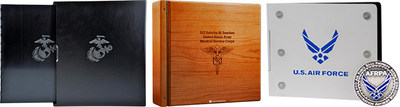Impact Enterprises, Inc. Corporate and Military Binders, Gifts, and Presentation Folders