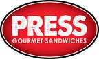Press Gourmet Sandwiches Logo