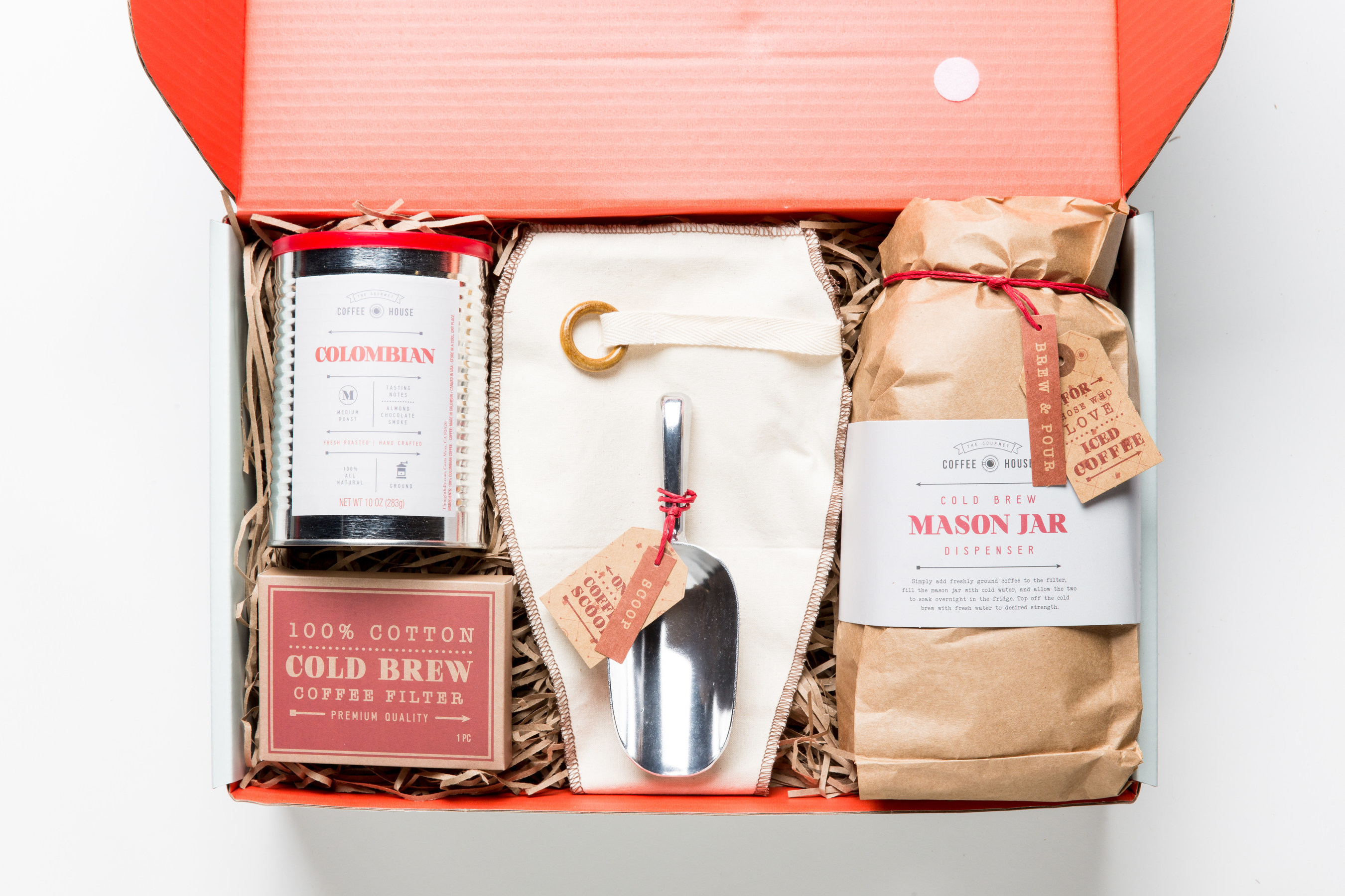 Cold Brew gift set.