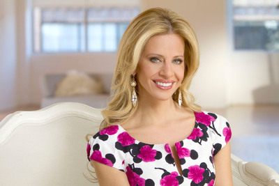 Entertaining expert Dina Manzo partners with Ristorante pizza by Dr. Oetker to bring pizza lovers the Perfect Night In.