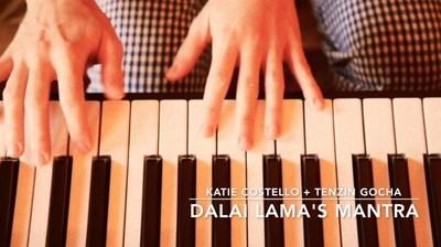 """Dalai Lama's Mantra"" Video Released by Rebel Pop Singer Songwriter Katie Costello"
