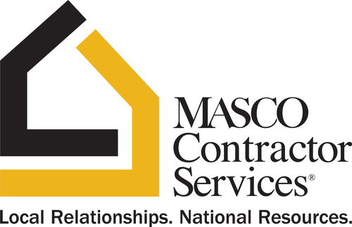 Masco Contractor Services Logo.  (PRNewsFoto/Masco Contractor Services)