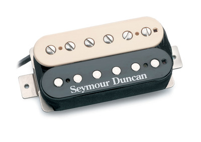 The Seymour Duncan Blackouts Coil Pack is a passive guitar pickup specially voiced to achieve the award-winning active Blackouts sound with the Blackouts Modular Preamp.  (PRNewsFoto/Seymour Duncan)