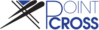 Point Cross logo.  (PRNewsFoto/PointCross Inc.)