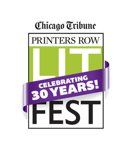 Chicago Tribune celebrates the 30th anniversary of Printers Row Lit Fest, June 7 & 8 (PRNewsFoto/Chicago ...