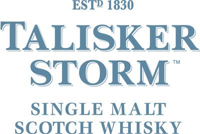 Talisker Storm Logo.  (PRNewsFoto/Diageo)