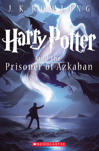 Scholastic Unveils New Cover for Harry Potter and The Prisoner of Azkaban by Award-Winning
