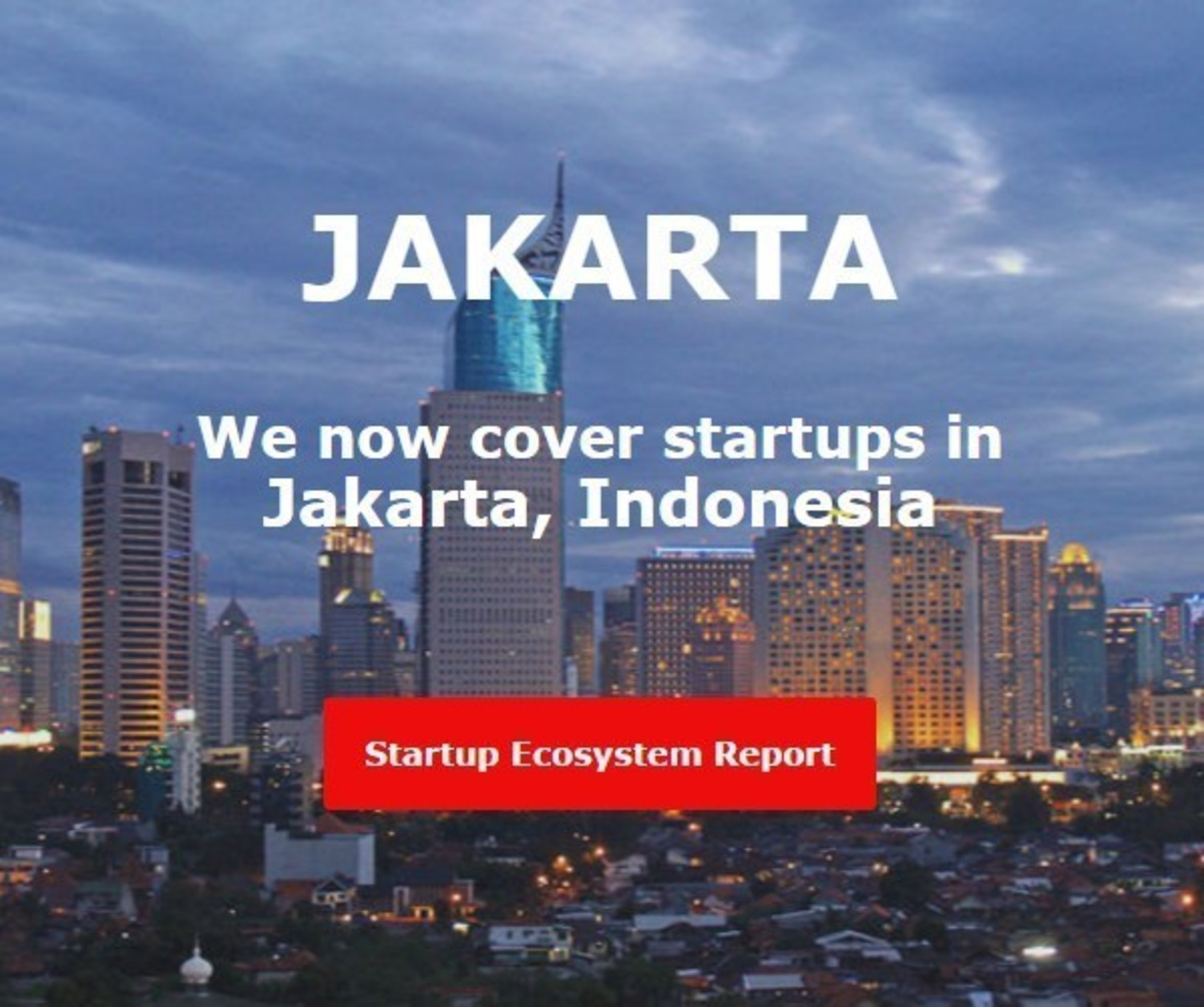 Jakarta Startup Ecosystem