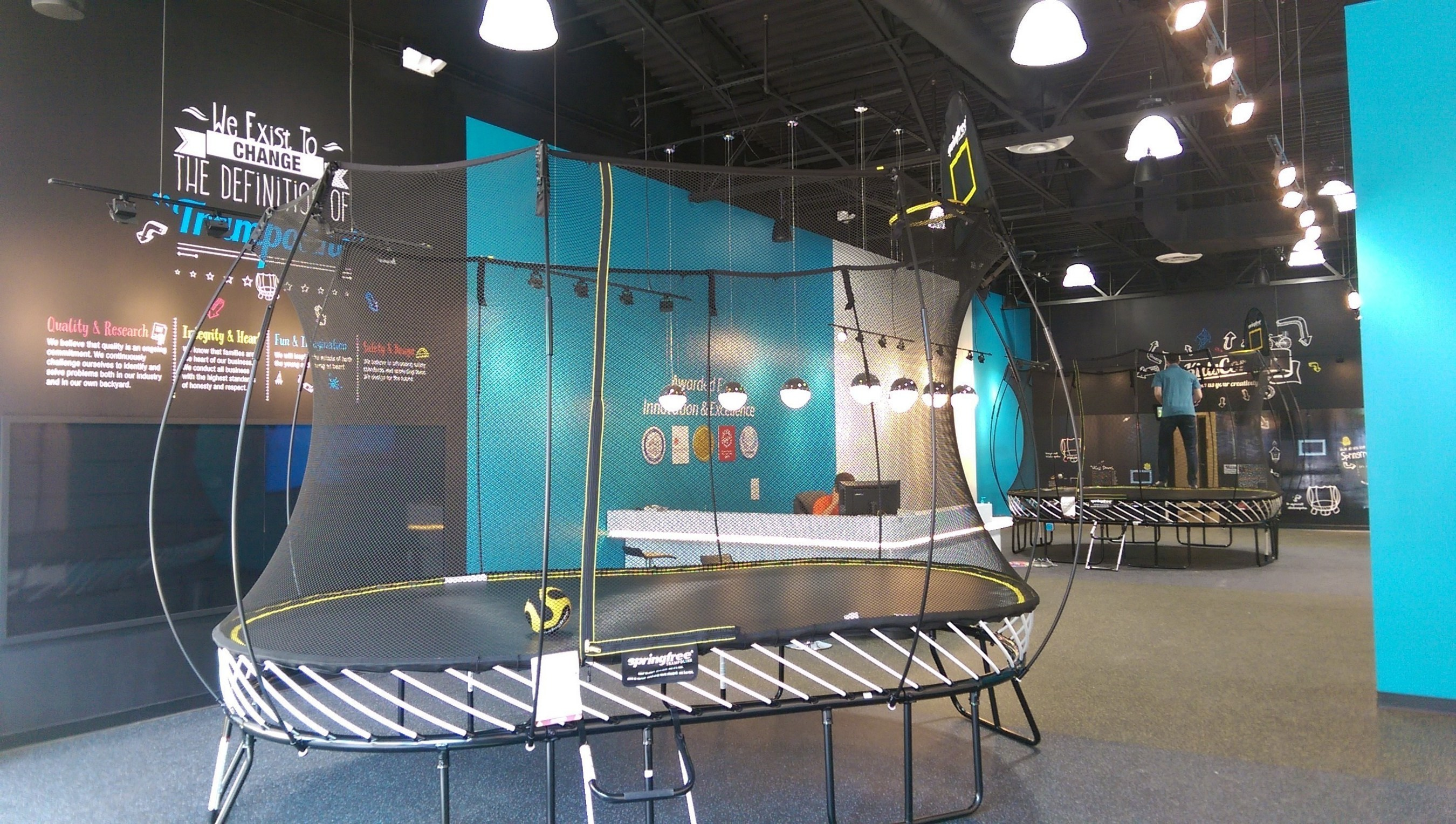 Springfree™ Trampoline Opens Second Retail Location in Georgia