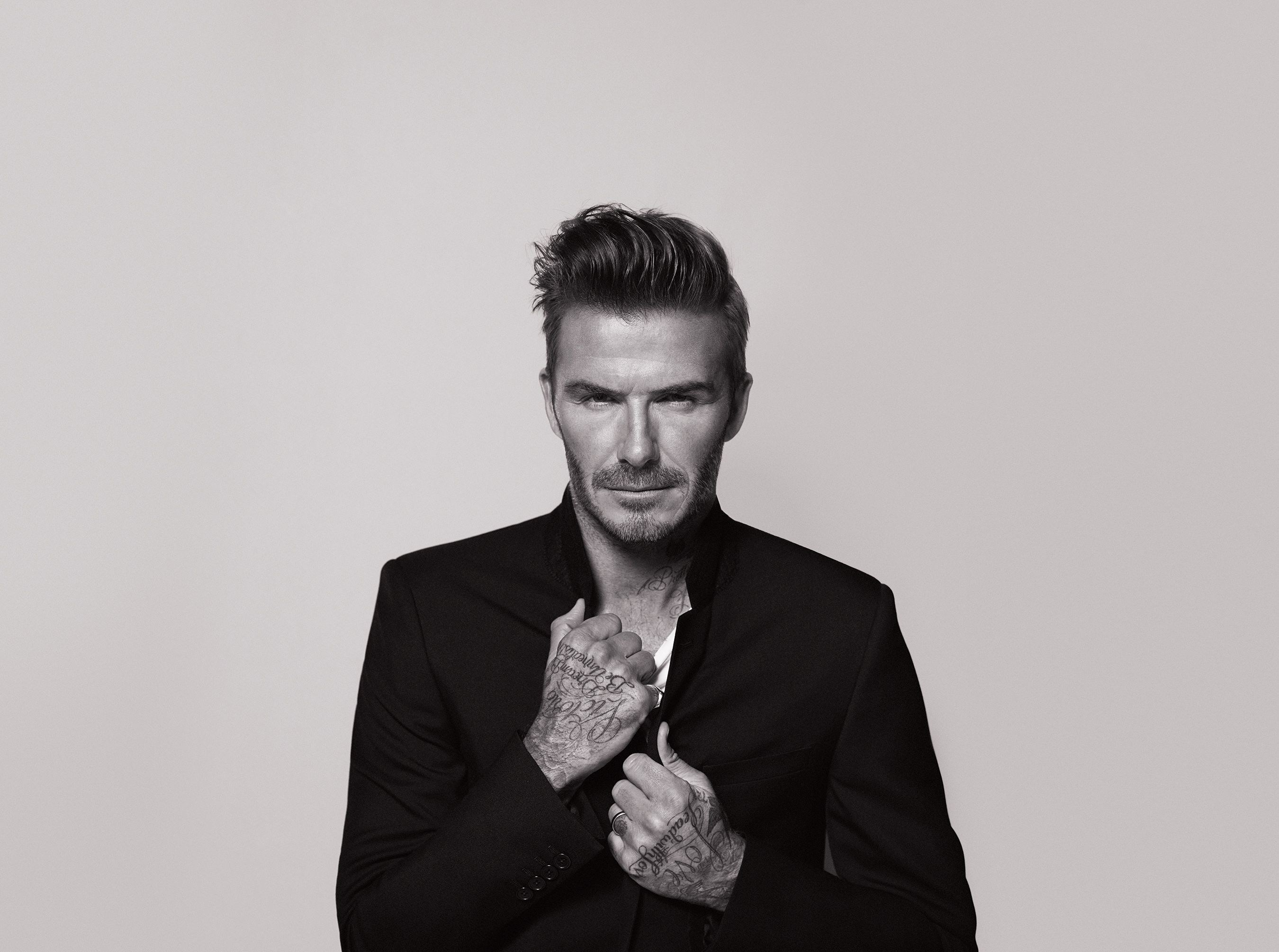Biotherm Homme and David Beckham Open New Chapter of Their Collaboration With New Skincare Campaign