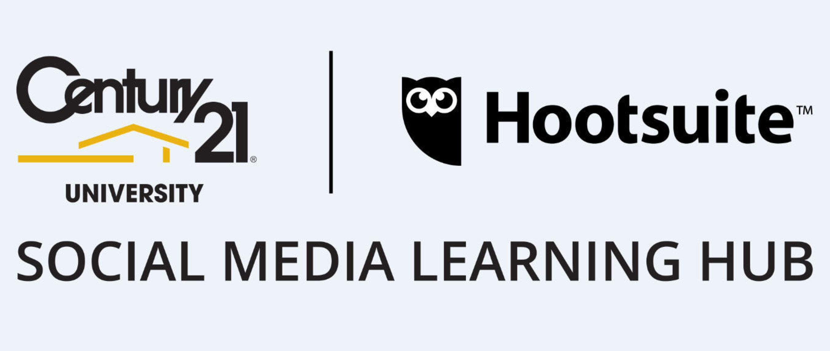 CENTURY 21 Real Estate and Hootsuite Social Media Learning Hub