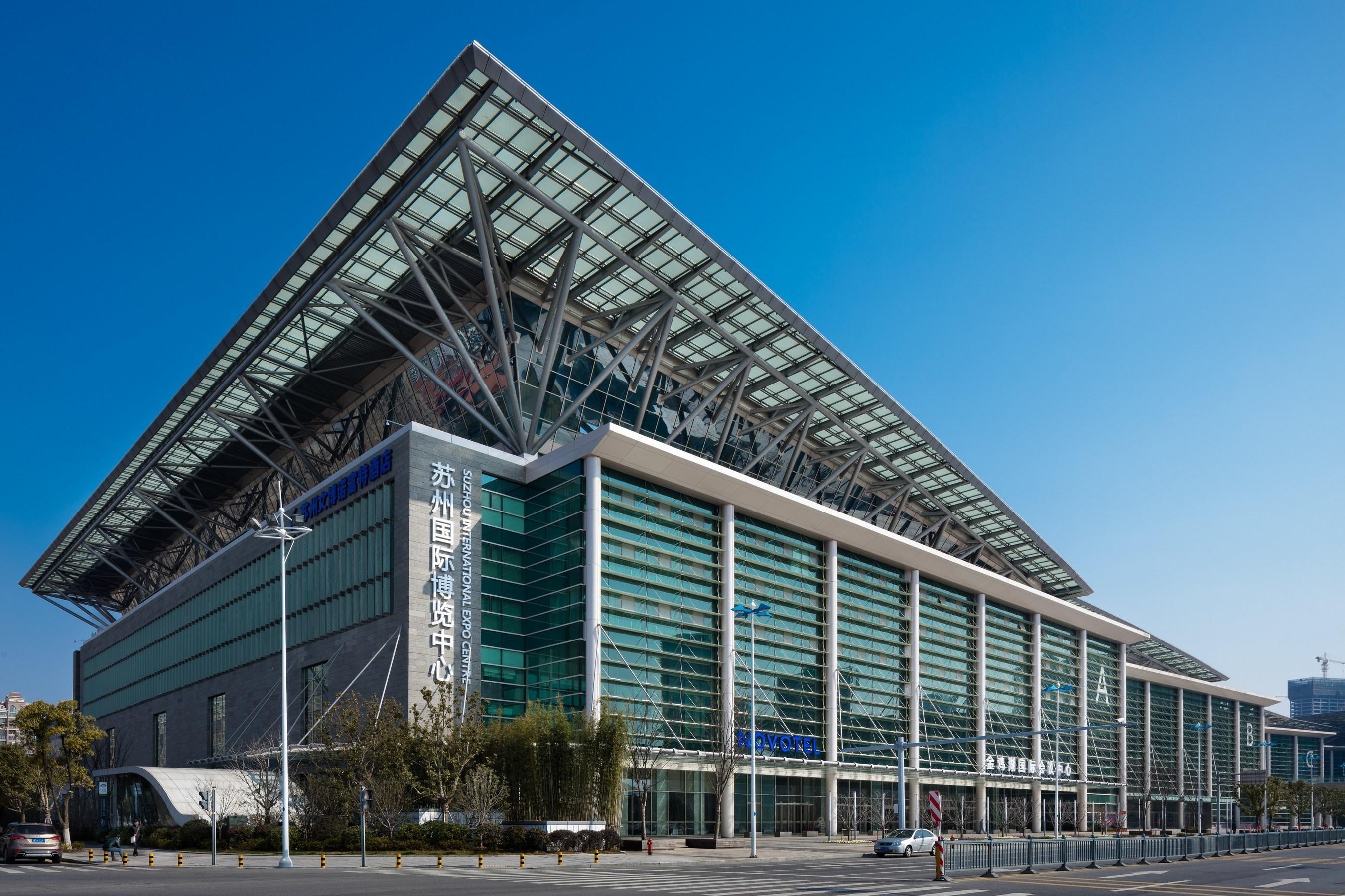 Suzhou Jinji Lake International Convention Center