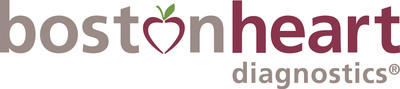Boston Heart Diagnostics logo.  (PRNewsFoto/Boston Heart Diagnostics)