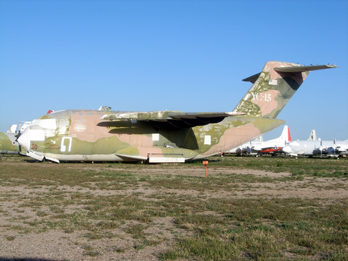 END OF LIFE MILITARY PLANES TO BE AUCTIONED AS SCRAP METAL BY GOVERNMENT LIQUIDATION.  (PRNewsFoto/Government ...