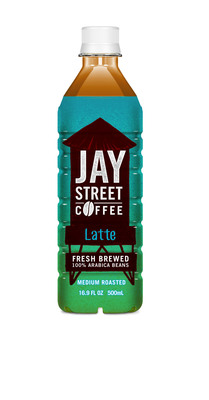 Jay Street Coffee Is Fresh Brewed Ready-To-Drink Made From 100% Jay Street Coffee Now Available At Sprouts Farmers Market Stores.  (PRNewsFoto/ITO EN)