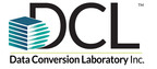 Data Conversion Laboratory logo.  (PRNewsFoto/Data Conversion Laboratory)