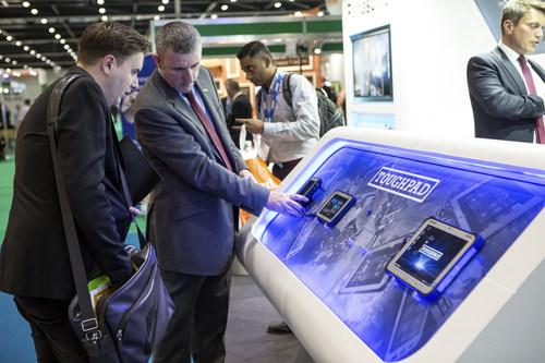Innovation on display at IFSEC International 2015 (PRNewsFoto/UBM EMEA) (PRNewsFoto/UBM EMEA)