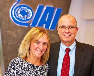 Carey Smith, president, Defense and Space, Honeywell Aerospace; Joseph Weiss, president and CEO, Israel Aerospace Industries
