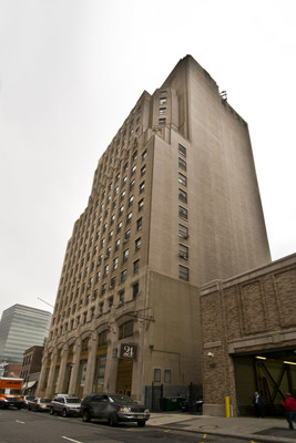 Newly-renovated 24 Commerce Bldg in Newark generates spike in leasing activity.