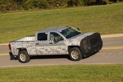 The 2014 Chevy Silverado is undergoing final testing and will debut in its next generation in 2013 for the 2014 model. CarBuyersExpress.com is excited to see this model and their Minnesota and Wisconsin hard-working customers are as well.  (PRNewsFoto/CarBuyersExpress.com)